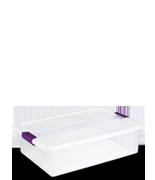 32 Quart ClearView Latch™ Box