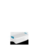 6 Quart Latch Box