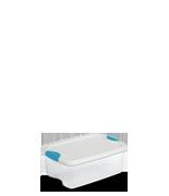15 Quart Latch Box
