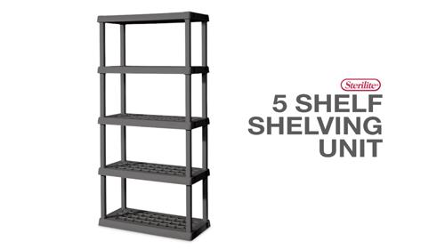 0155 - Shelving