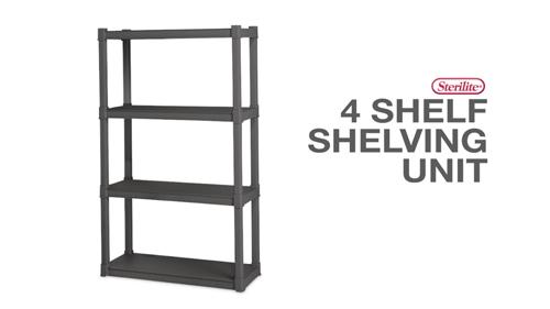 0164 - Shelving