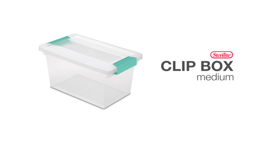 Medium Clip Box