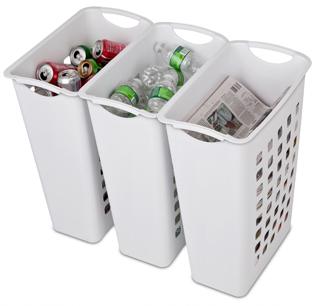 Make Recycling Easy Sterilite Corporation