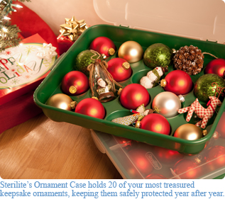 Protect your treasured ornaments