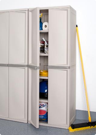 Get Your Garage Into Shape - Sterilite Corporation