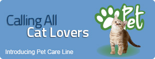Introducing Pet Care Line