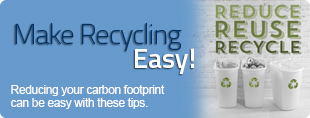 Make Recycling Easy!
