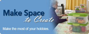 Make Space to Create
