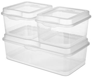 FlipTop Storage Boxes