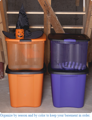 Garage Storage Container Ideas