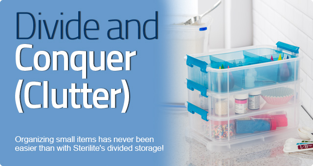 Divide and Conquer (Clutter)