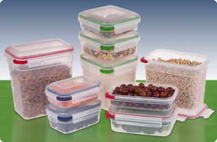 Ultra+Latch Latching Food Storage Containers