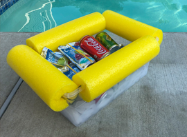DIY Beverage Float blog