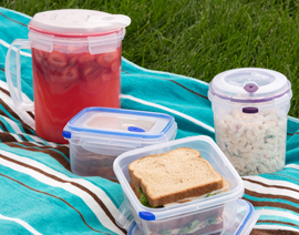 Great picnic ideas