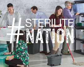 Join the #SteriliteNation