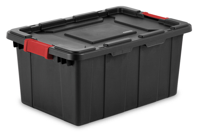 Sterilite 1464 15 Gallon Industrial Tote