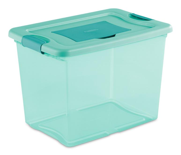 Sterilite 1505 25 Quart Fresh Scent Box