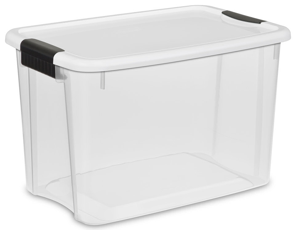 Sterilite 1985 30 Quart Ultra Storage Box