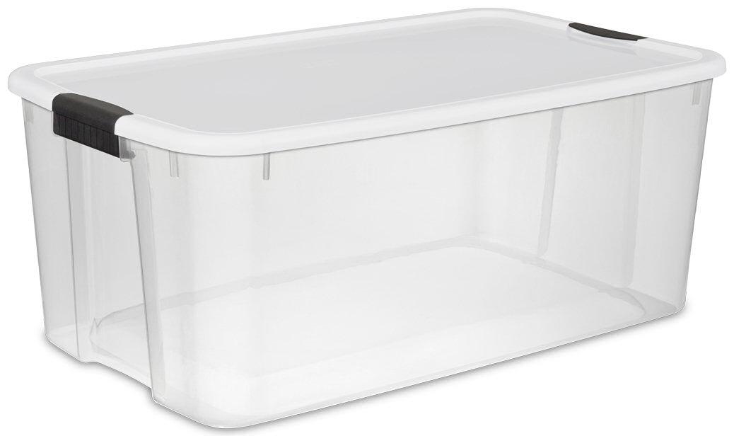 Zoom  sc 1 st  Sterilite & Sterilite - 1990: 116 Qt Ultra™ Storage Box