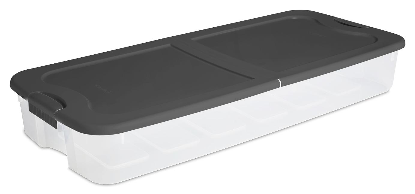 Sterilite 1996 - 74 Quart Ultra™ Underbed Box  sc 1 st  Sterilite & Sterilite Product Catalog
