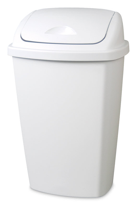 1088   13.2 Gallon SwingTop Wastebasket ...