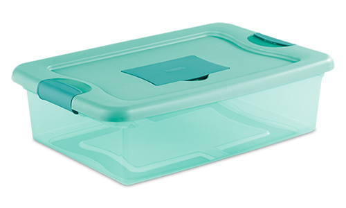 Sterilite 1506 32 Qt Fresh Scent Storage Box
