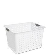 Deep Ultra™ Basket & Sterilite - Home: Baskets u0026 Bins