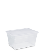 Sterilite Storage Clears