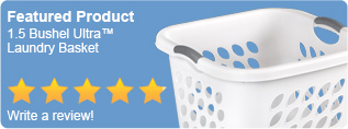 1.5 Bushel Ultra™ Laundry Basket