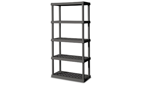 0155 - 5 Shelf Shelving Unit
