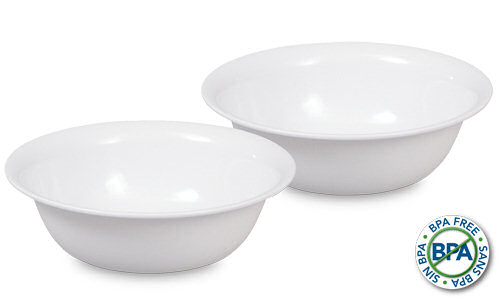 0717 - Set of Two 49 Ounce Bowls