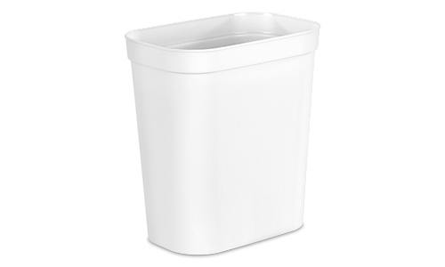 1041 - 2.5 Gallon Vanity Wastebasket