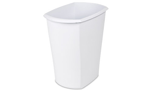 1052 - 5.5 Gallon Rectangular Wastebasket