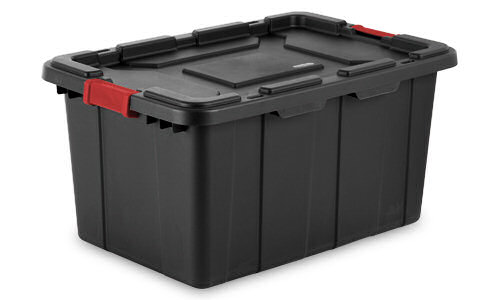 1466 - 27 Gallon Industrial Tote