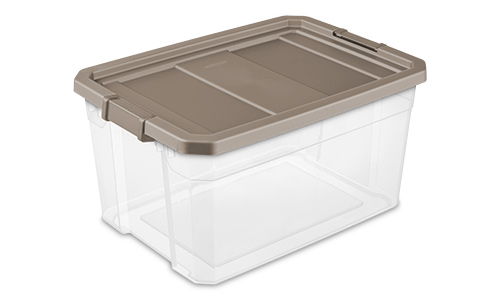 1476 - 76 Quart Modular Stacker Box