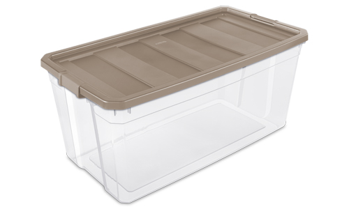 1479 - 200 Quart Modular Stacker Box