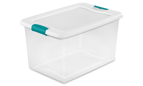 1497 - 64 Quart Latching Box