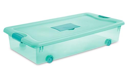 1508 - 56 Quart Wheeled Fresh Scent Box