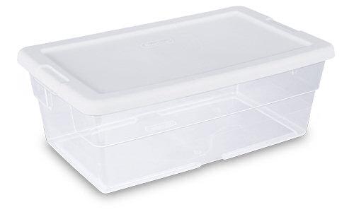 1642 - 6 Quart Storage Box