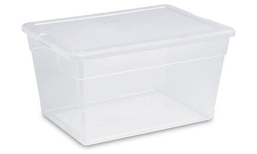 1659 - 56 Quart Storage Box