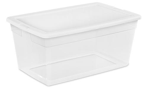 1666 - 90 Quart Storage Box