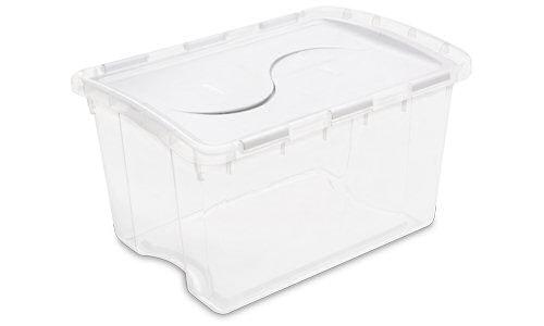 1914 - 48 Quart Hinged Lid Storage Box