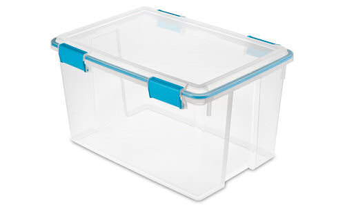 1934 - 54 Quart Gasket Box