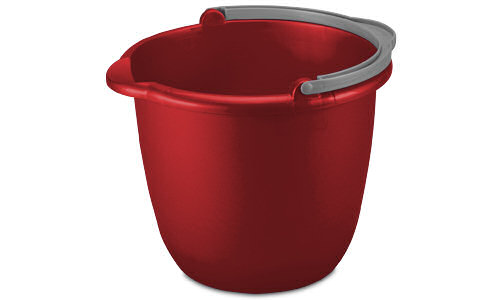 1120 - 10 Quart Spout Pail
