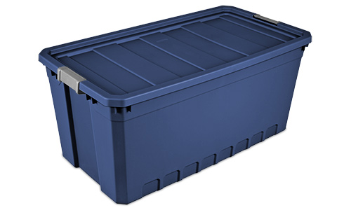 1489 - 50 Gallon Modular Stacker Tote