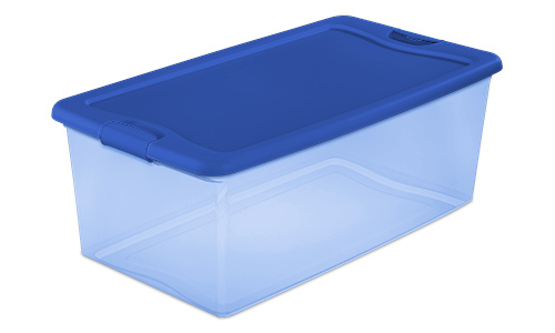 1499 - 106 Quart Latching Box