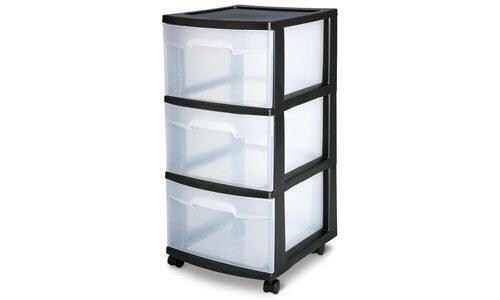 2830 - 3 Drawer  Cart