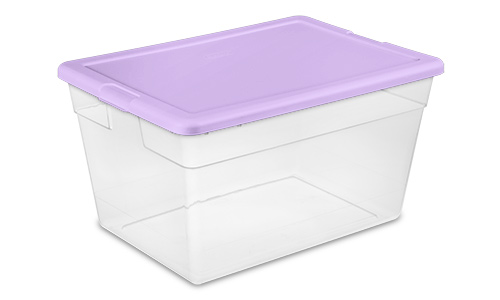 1659 - 56 Quart Storage Box