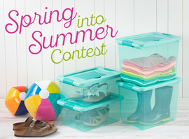 Spring into Summer Contest
