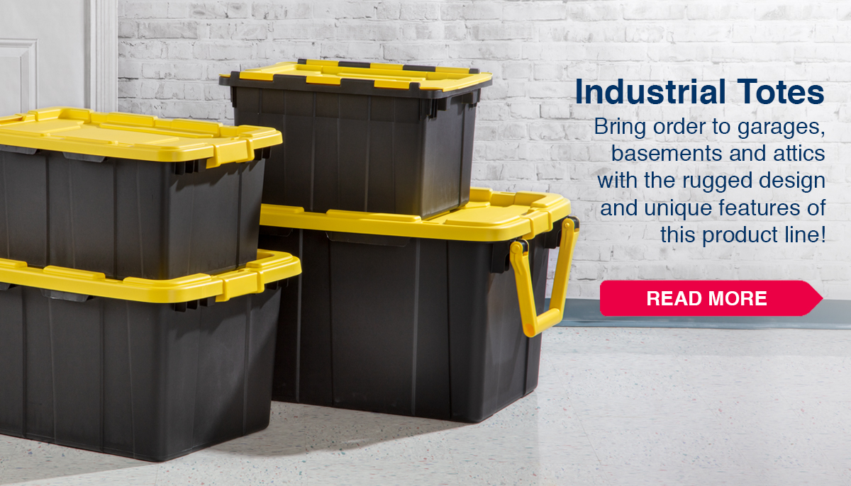 Industrial Totes